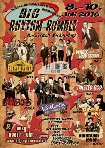 BIG RHYTHM RUMBLE