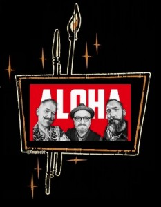 tiki-Logo-aloha sluts