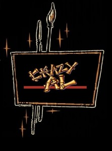 tiki-Logo - crazy al mania