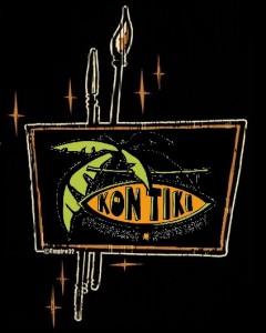 tiki-Logo-kon Tiki